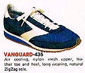 Brooks Vanguard 435