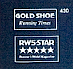gold shoe / rws-star