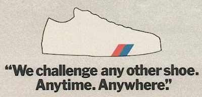 We challenge any other shoe. Anytime.Anywhere. PRO-Keds