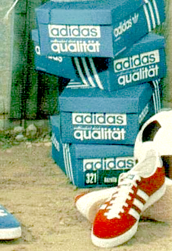 "adidas ""Pick the perfect adidas equipment!"""
