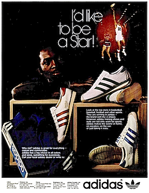 "adidas Country, Viena, Rom ""I'd like to be a star!"""