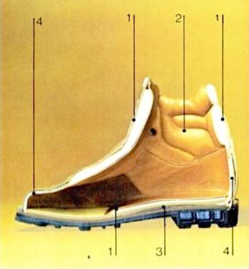 adidas Eiger hiking boot
