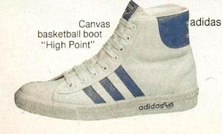adidas High Point