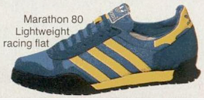 "adidas Marathon 80 ""We've got a feeling for wining"""