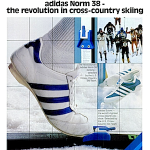 adidas Norm 38 – the revolution in cross-country skiing