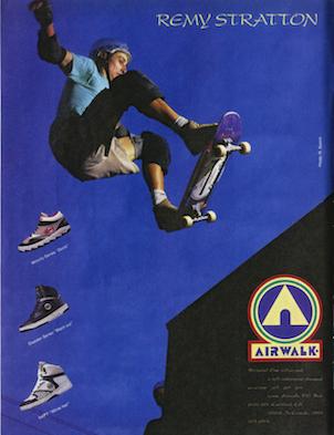 """AIRWALK """"Remy Stratton"""""""