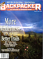 Backpacker August 1991