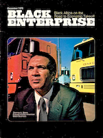 Black Enterprise December 1973