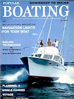 Boating July 1960