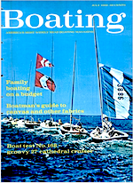 Boating September 1969