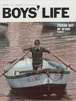 Boys' Life April 1969