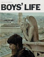 Boys' Life April 1970