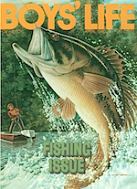 Boys' Life April 1980