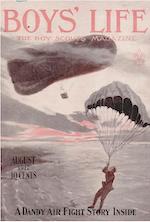 Boys' Life August 1917