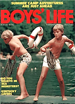 Boys' Life February 1978