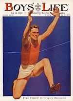 Boys' Life June 1931