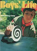 Boys' Life June 1976