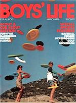 Boys' Life March 1978