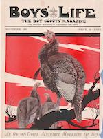 Boys' Life November 1919