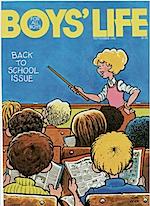 Boys' Life September 1982
