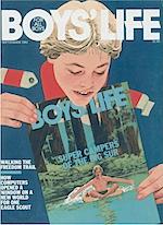 Boys' Life September 1984
