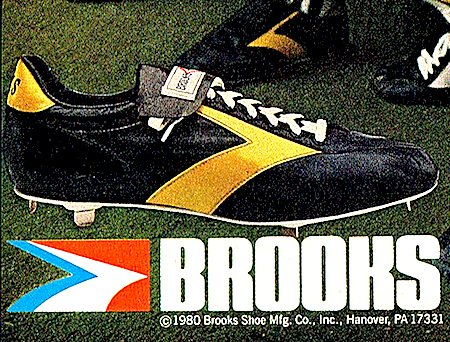 Brooks Baseball Cleats