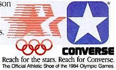 CONVERSE 1984