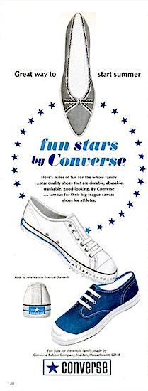 "Converse ""fun stars by Converse"""
