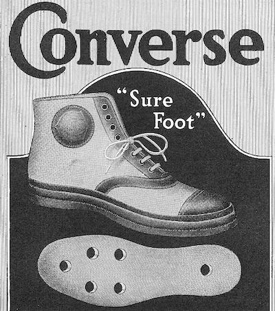"""Converse """"Sure Foot"""""""