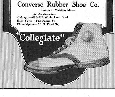 """Converse """"Collegiate"""""""