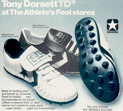 Converse Tony Dorsett TD
