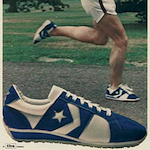 Converse World Class. The new star of running shoes.