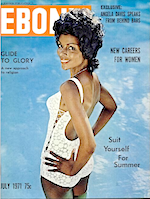 Ebony July 1971