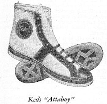 "Keds ""Attaboy"""