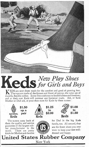 Keds New Play Shoes for Girls and Boys