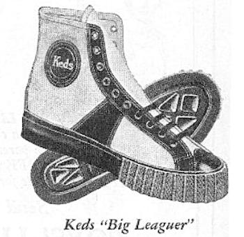 "Keds ""Big Leaguer"""