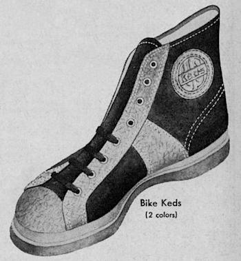 """Keds """"Bike Keds"""""""