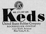 Keds United States Rubber Company
