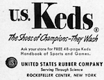 U.S. Keds The Shoes of Champions - They Wash