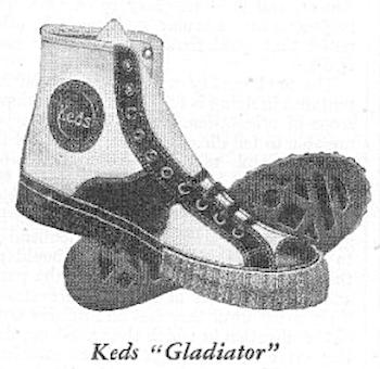 "Keds ""Gladiator"""