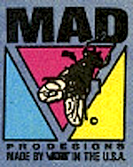 "Madrid Skateboards + VANS Flypaper ""MAD"""