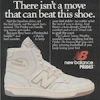 """New Balance Pride 680 """"There isn't a move that can beat this shoe."""""""