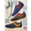 "The PONY Road Runner, California I, California II, Marathon ""Wear PONY running shoes and rate them yourself."""