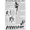 """PUMA Rapid soccer shoes """"Do unto the other guy… first by Hubert Vogelsinger"""""""