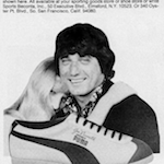 "PUMA Swinger ""Joe Namath Scores in Pumas."""
