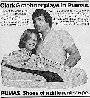 Clark Graebner plays in Pumas.