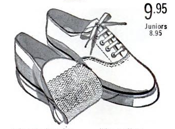 """SPERRY TOP-SIDERS """"NOTHING HOLDS LIKE SPERRY TOP-SIDERS"""""""