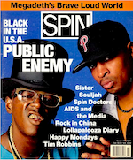 SPIN July 1992