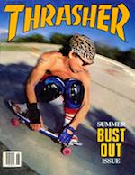 Thrasher Skateboard Magazine June 1987