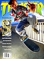 Thrasher Skateboard Magazine June 1991